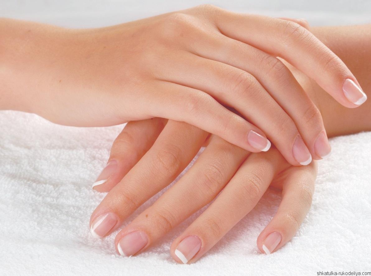 Как быстро отрастить длинные ногти в домашних условиях? 13