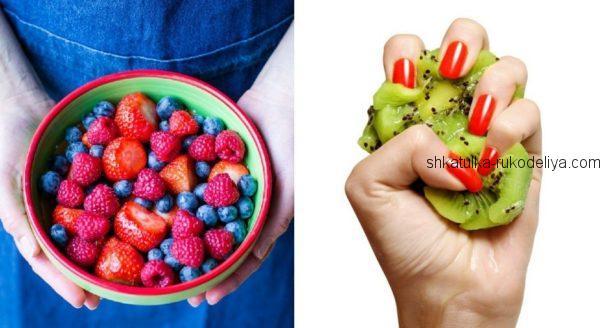 Фруктовые маски: 5 фруктов, которые заменят вам косметику!