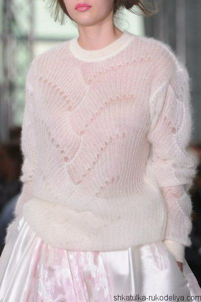 Пуловер от от Antonio Berardi