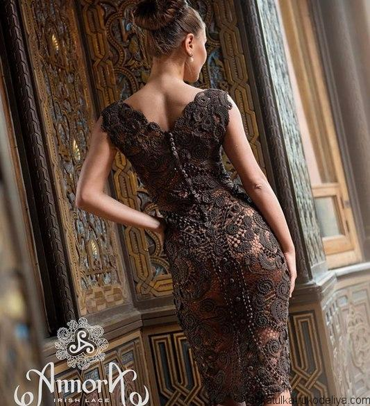 """Великолепное платье """"Магнолия"""""""