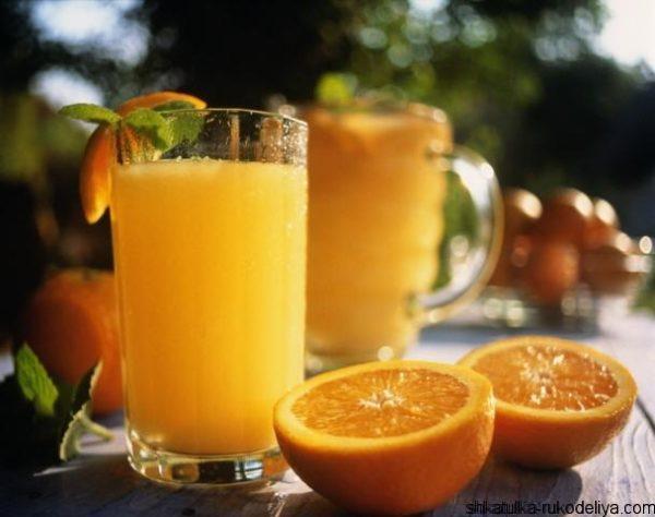 Как выбрать апельсиновый сок?