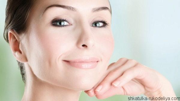 Как помочь увядающей коже лица. Маски в домашних условиях.