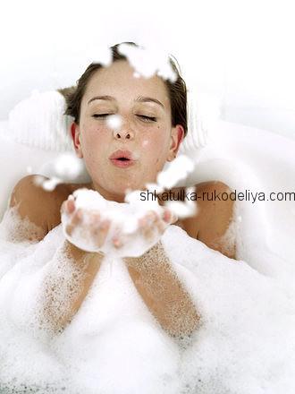 ванна, медовая, как сделать