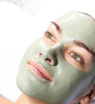 маска, для лица, французская, в домашних условиях