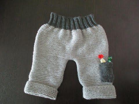 штанишки, ребенку, до года, мастер класс ,связать