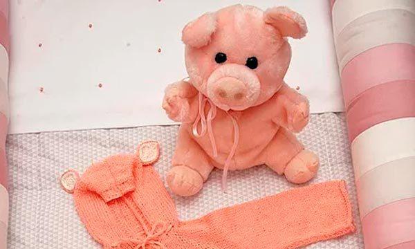 вязание спицами, костюм, для новорожденных, жакет, штаны, схема, до года