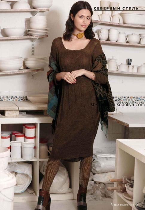 вязаные платья оверсайз 2019 вязаное платье оверсайз спицами схемы