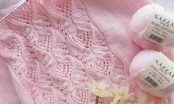 вязание спицами, рельефный узор, схема, интересный, для пуловера